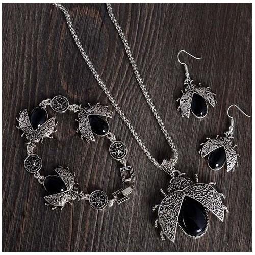 Zestaw biżuterii JS071