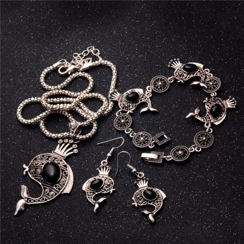 Zestaw biżuterii JS078