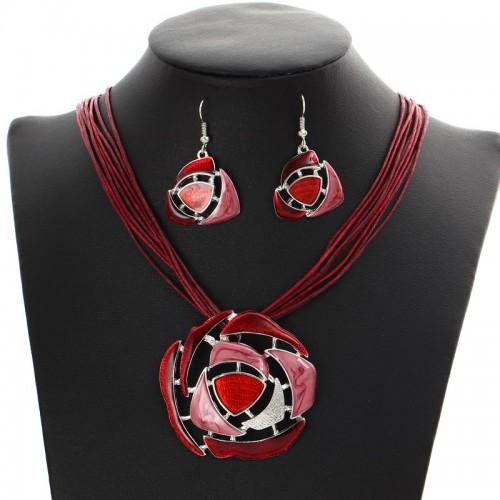 Komplet biżuterii JS040a