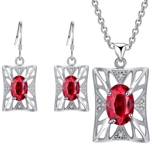 Komplet biżuterii JS048a