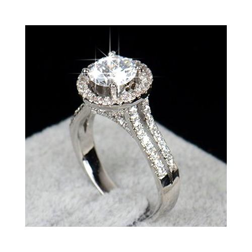 Srebrny pierścionek PS003
