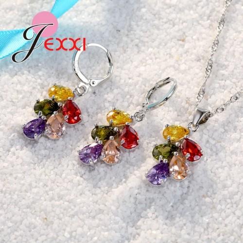 Komplet biżuterii JS091