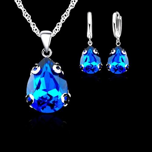 Komplet biżuterii JS095