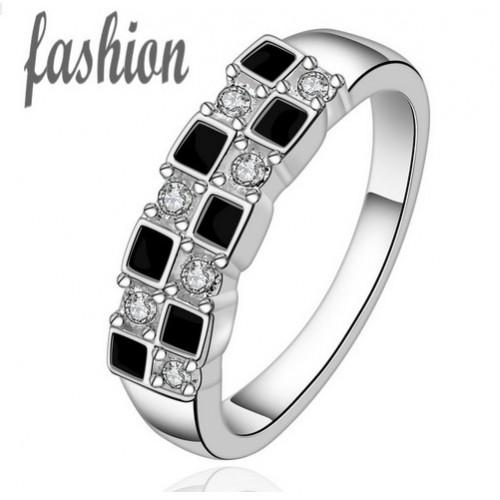 Srebrny pierścionek P096