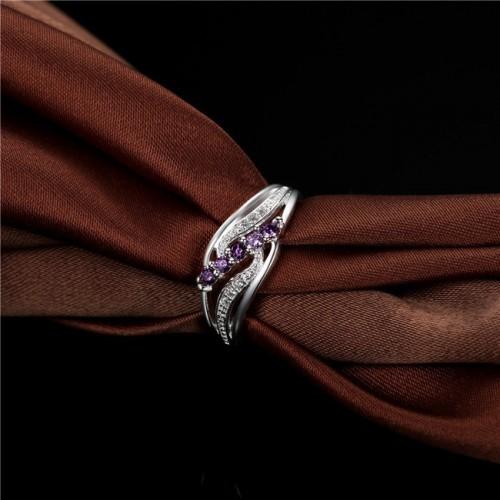 Srebrny pierścionek P067