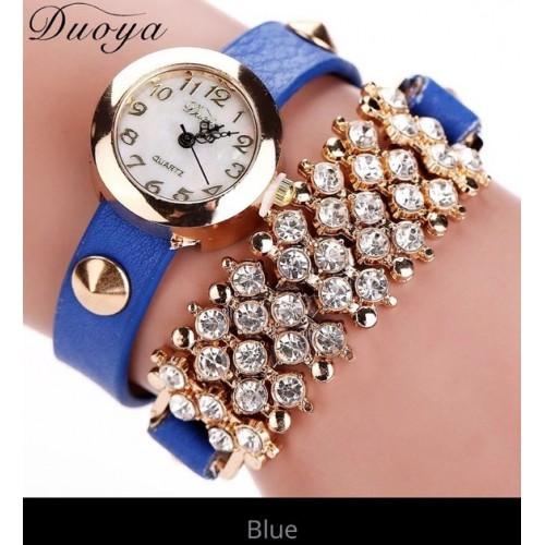 Zegarek damski z bransoletką