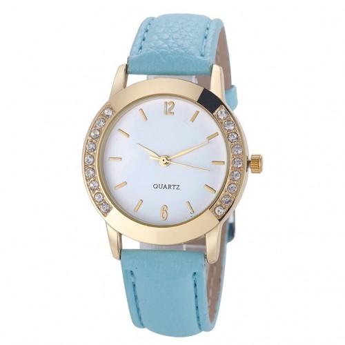 skromny i elegancki zegarek