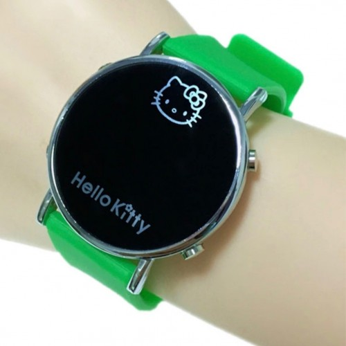 Zegarek elektroniczny LED