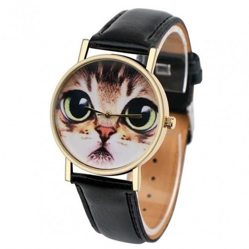 Zegarek dla miłośniczki kotów