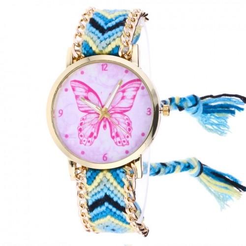 Cudny wesoły zegarek