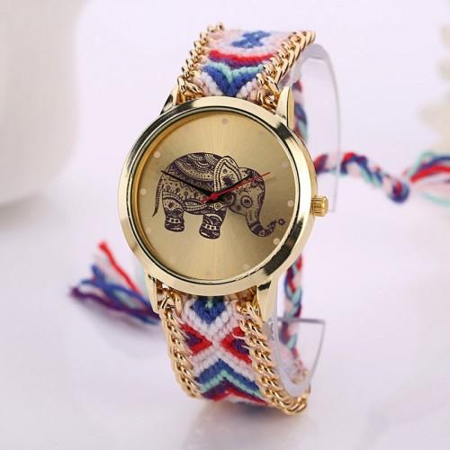 Ciekawy zegarek - przynosi szczęście