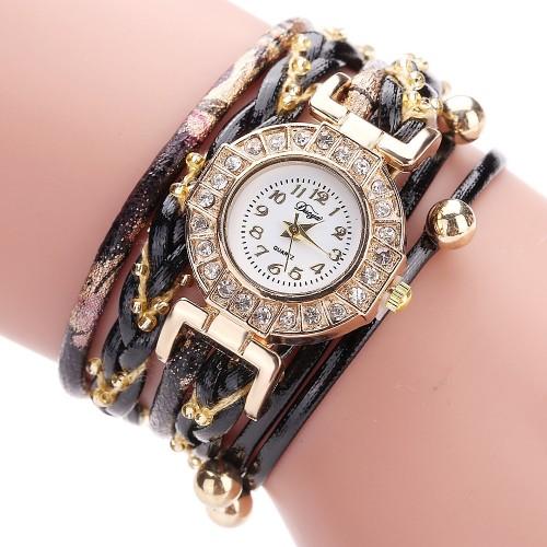 Unikatowy zegarek z piękną bransoletką