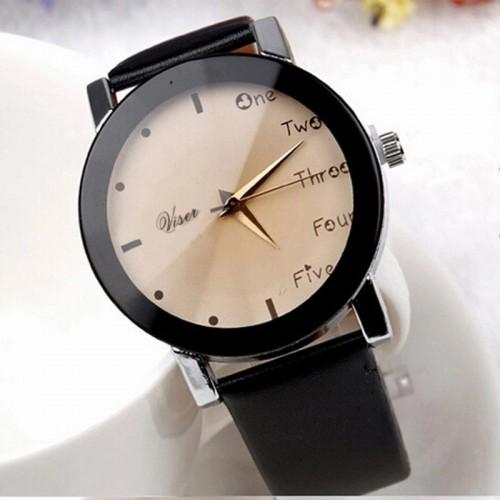 Zegarek z ciekawym cyferblatem